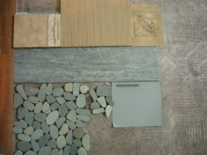 SURFACE AND COLOR SELECTIONS