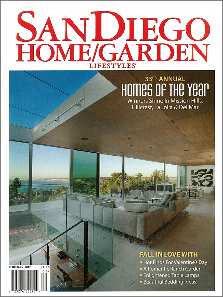 MC2 Press: San Diego Home And Gardens Magazine