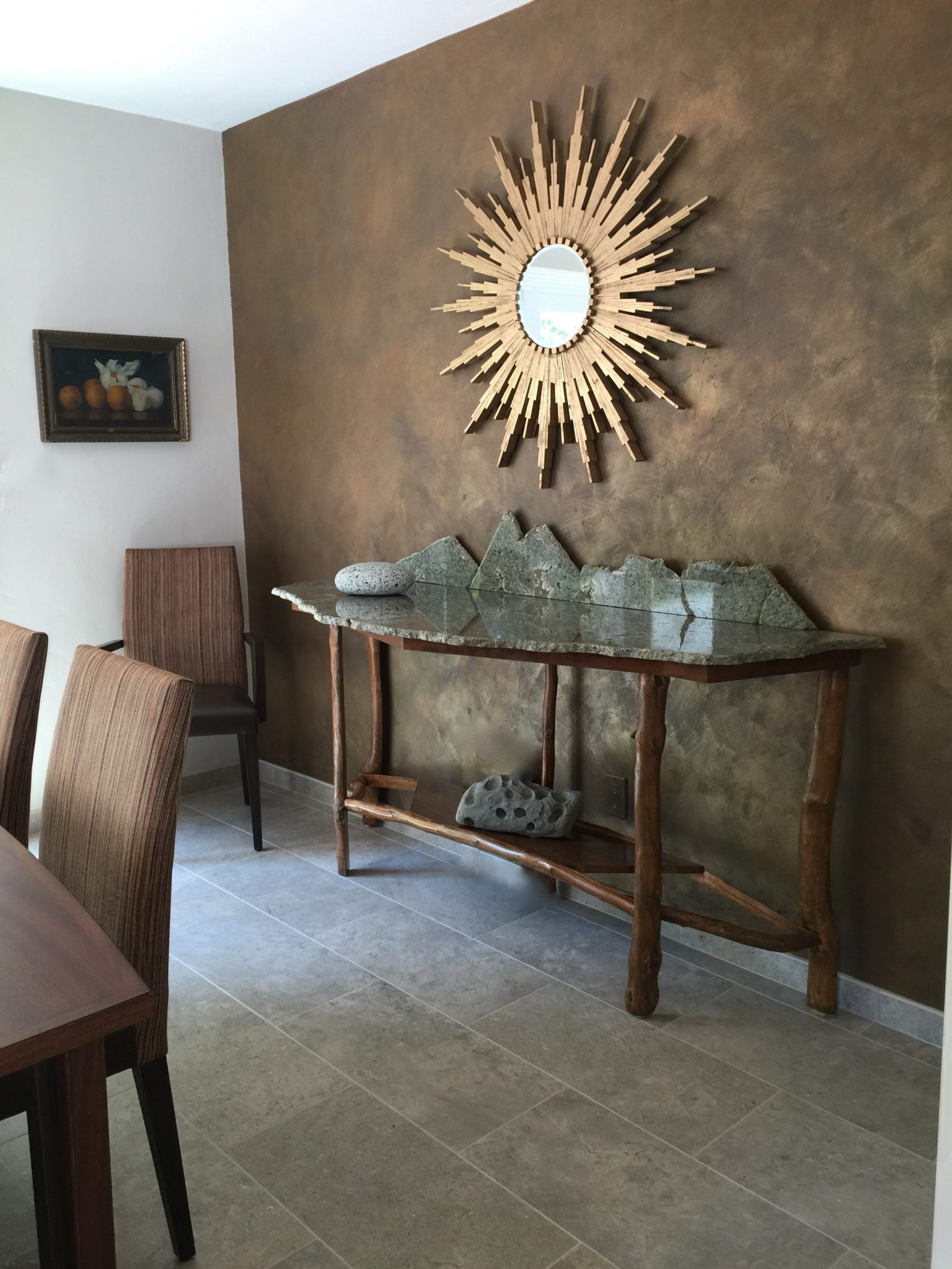 Furniture and object dart